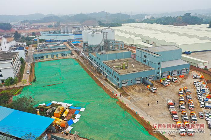 南宁餐厨垃圾处理改扩建项目投产 日处理厨余垃圾量增至450吨(图)