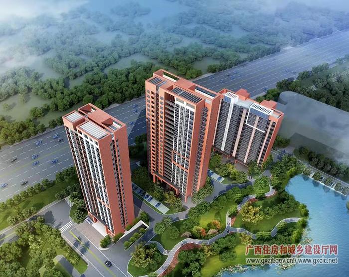 开局2021 广西建工控股公司连续中标四项目总计10.13亿元