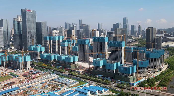 2021年上半年广西建设工程施工安全文明标准化工地创建活动圆满结束(图)
