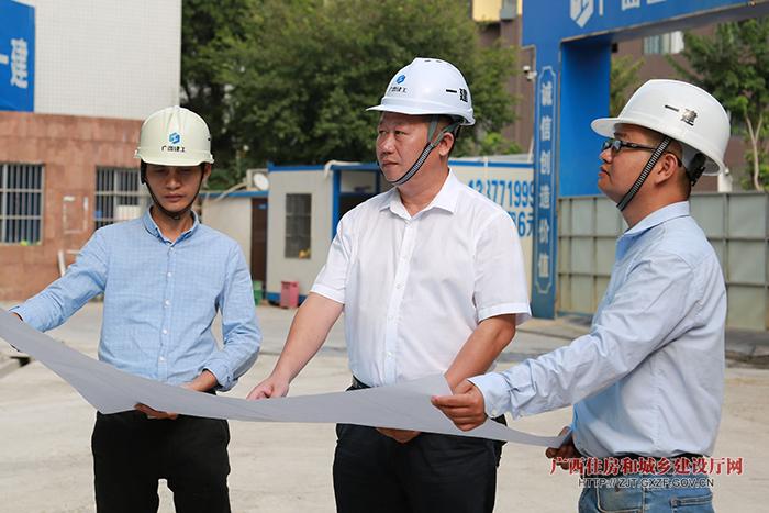 广西建工集团牙高峰创新工作室获评自治区劳模和工匠人才创新工作室