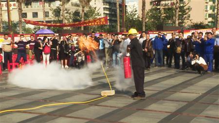 2018年冬季预防非职业性一氧化碳中毒宣传在南宁召开