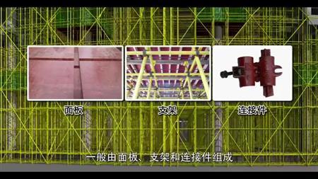 危大工程教育视频--模板工程篇