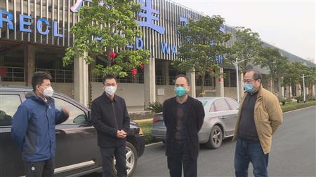 自治区住建厅开展新型冠状病毒感染肺炎疫情防控工作调研