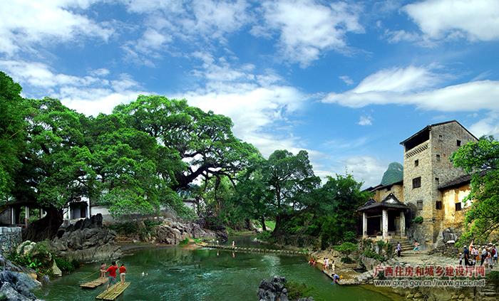 广西22村镇入选第七批中国历史文化名镇名村名录(组图)