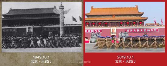 今天的中国 就是那年你心中的模样(图)