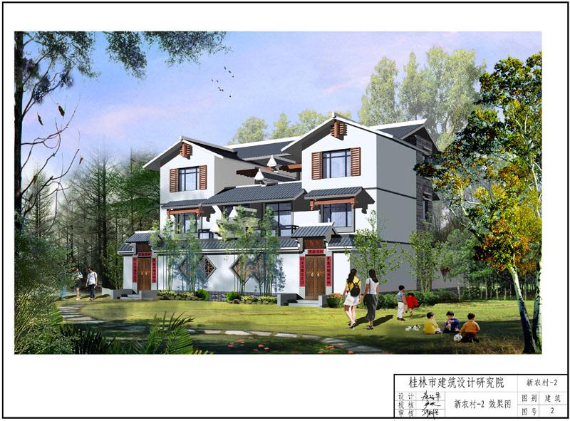 新农村-2(建筑图,效果图,结构图,给排水图,电气图) [点击率:15341]
