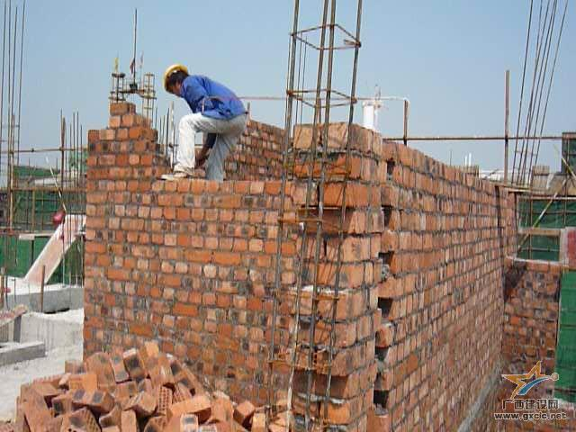 墙体拉结筋 为砌体结构墙体转角