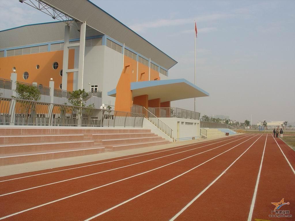 柳州市景行小学东校园运动场
