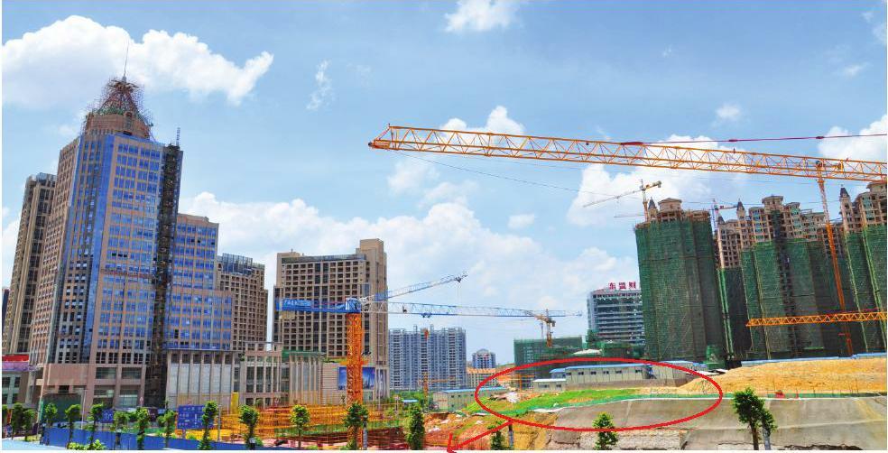 南宁东盟商务区已明确建6座超高层 喜来登酒店入场(图)