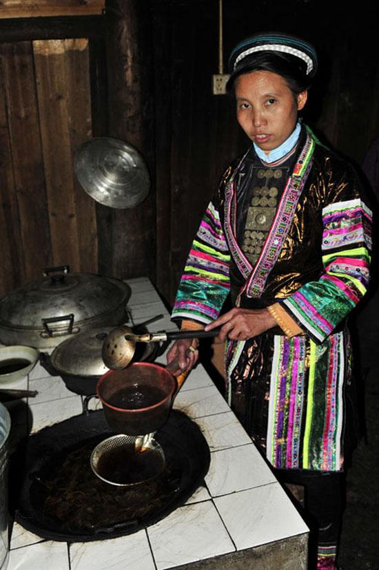 桂西北少数民族村寨防火改造