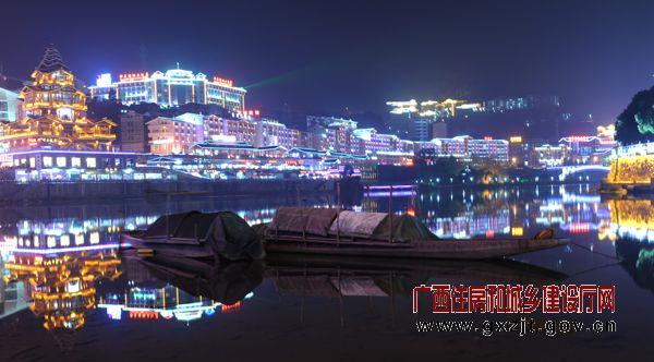 安徽宁国小桂林风景区