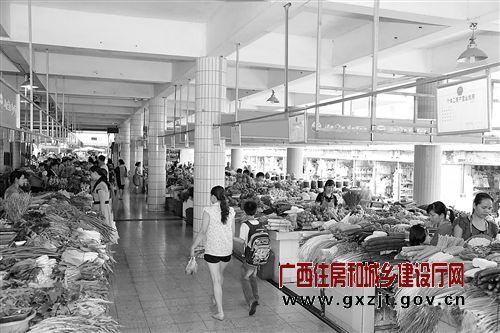 在厢竹海鲜市场,工商部门运用信用管理监管市