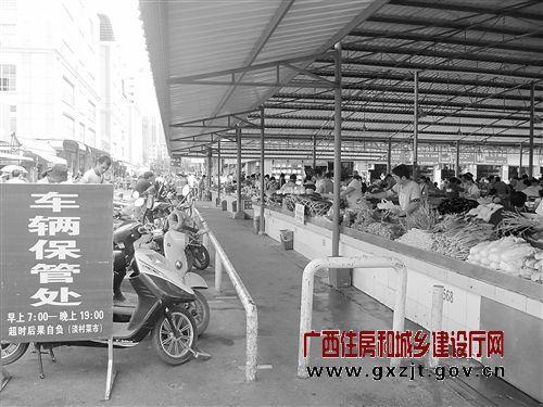 在厢竹海鲜市场,工商部门运用信用管理监管市场
