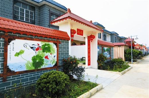 南宁横县欧式楼房图片
